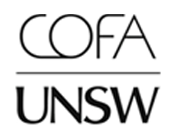 COF,UNSW logo