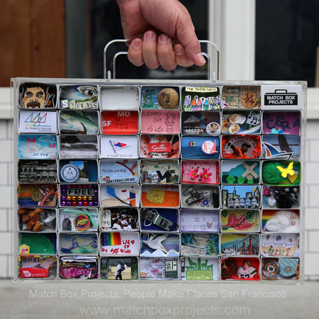 Match Box Projects: People Make Places - San Francisco