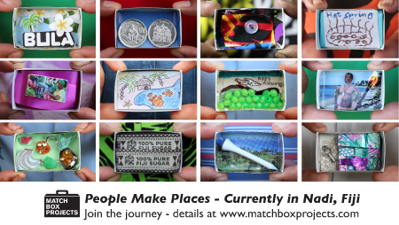 Match Box Projects: People Make Places - NADI, FIJI